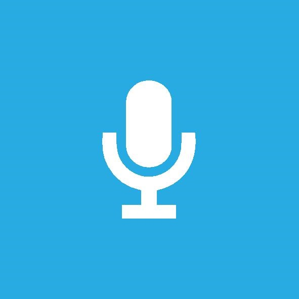 Handsfree microfoon