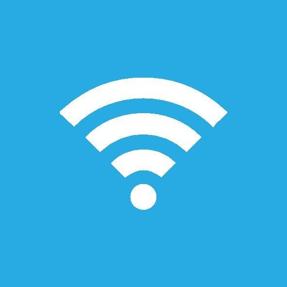 Wifi ontvangst